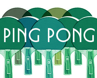 February 16: Ping Pong Tournament @ The Woods | FREE, Live ...