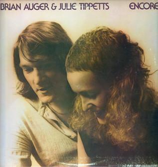 Brian Auger & Julie Tippets - Encore