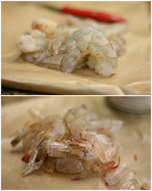 Deveined Shrimp