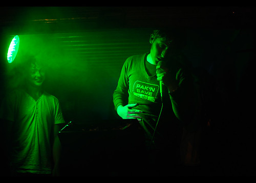 Karaoke at Campus