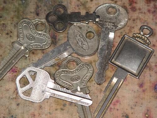 Key Charms 001
