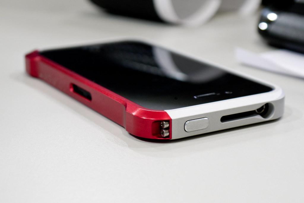 iPhone 金屬環套保護殼的頂點 Vapor 極限金屬款 Forst @3C 達人廖阿輝