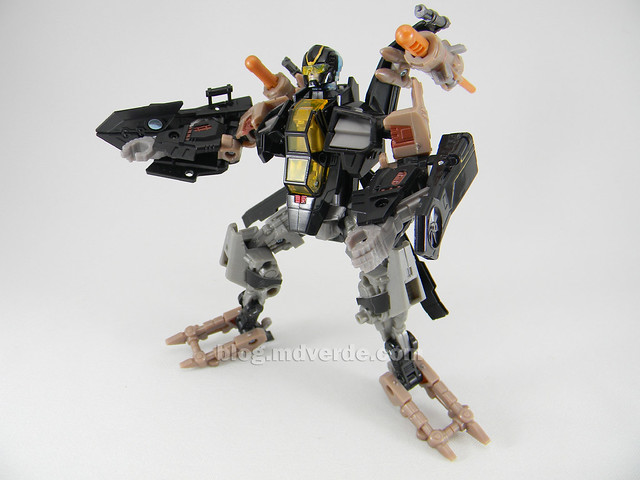 Transformers Tomahawk Hunt for the Decepticons Deluxe - modo robot