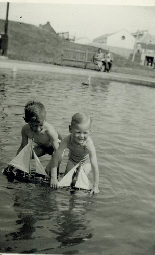 Douglas and Roderick McCreath Girvan 1952