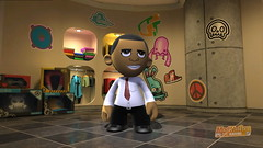 Modnation Racers: Obama