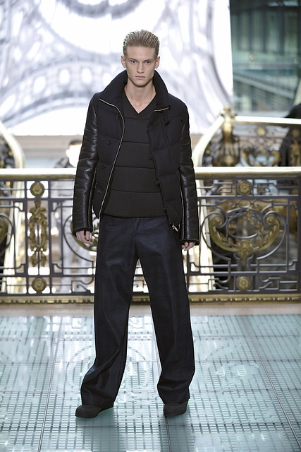 Alexander Johansson3271_FW11_Paris_Wooyoungmi(Simply Male Models)