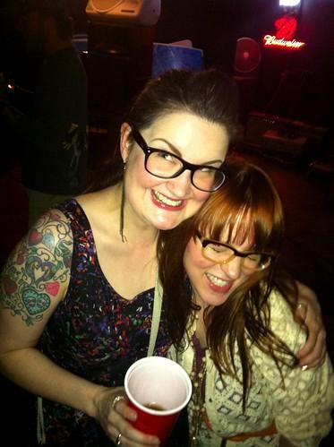 Marla Jo and I