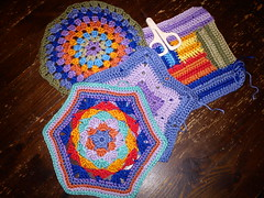 Looking for addictive potholder pattern