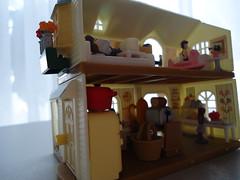 The Mini Sylvanian Families House