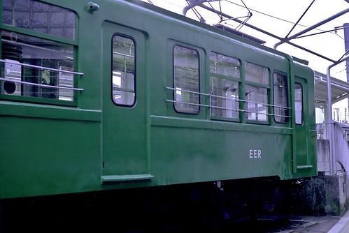 玉電 東急デハ60型 外観