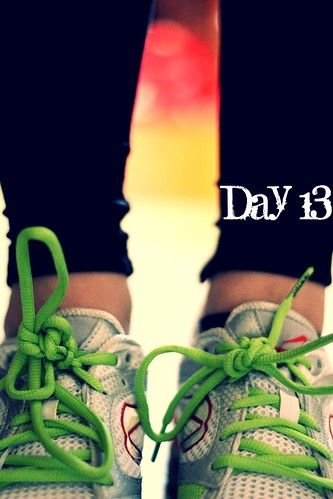 February Tights Challenge: Day 13