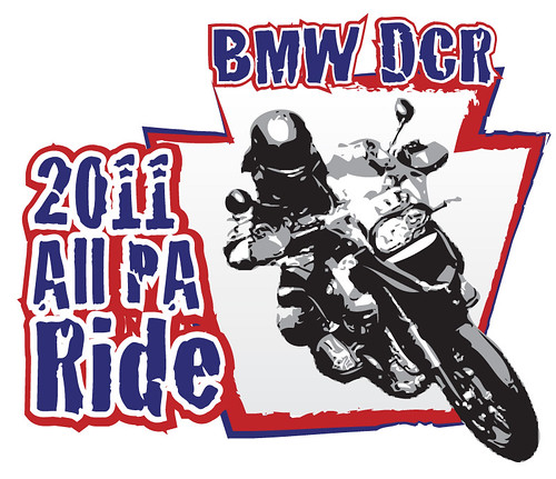 2011 All PA Ride Logo