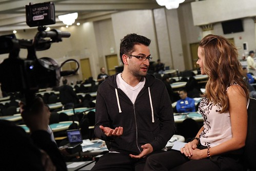 6256 Antonio Esfandiari and Kimberly Lansing
