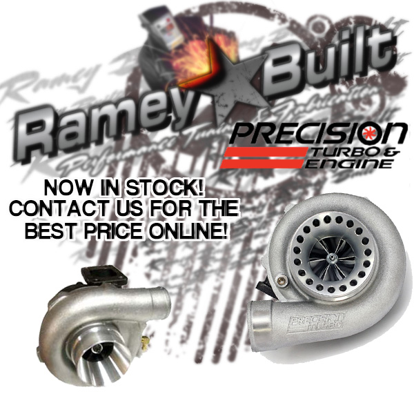 Precision Turbo Fittings: Precision Turbo Products, 6262's 6265's 5758's Instock