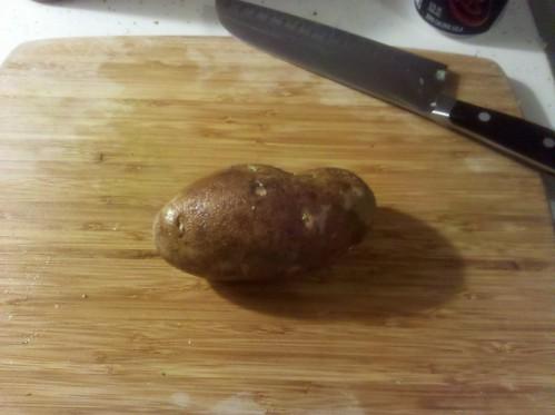 Russett potato