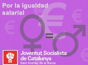 Por la Igualdad Salarial