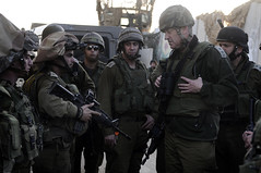 Chief of Staff Lt. Gen. Gantz Visits Gaza Division