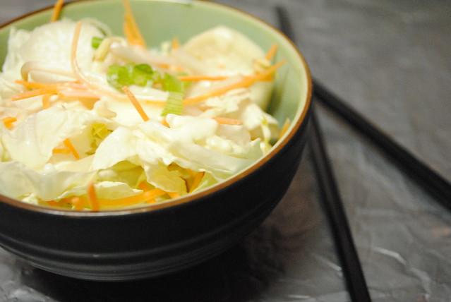 Entrée Spécial Japon : Salade Nippone (PL) - sans tolérés