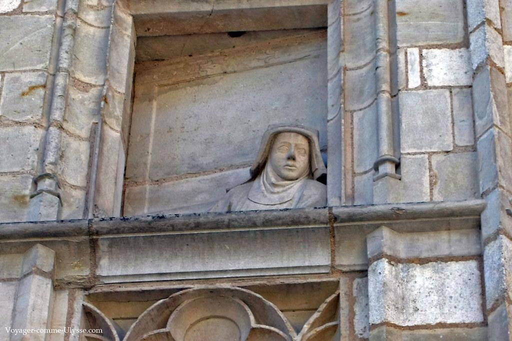 Macée de Léodepart, femme de Jacques Cœur