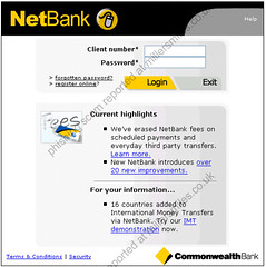 cba net bank log in