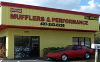Superior Muffler and Performance