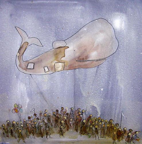 whale parade