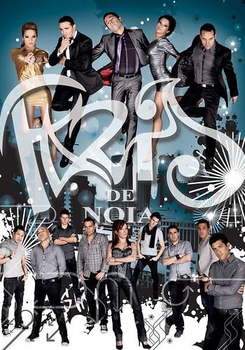 París de Noia 2011 - orquesta - cartel