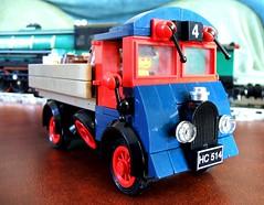 50's Tipper Truck