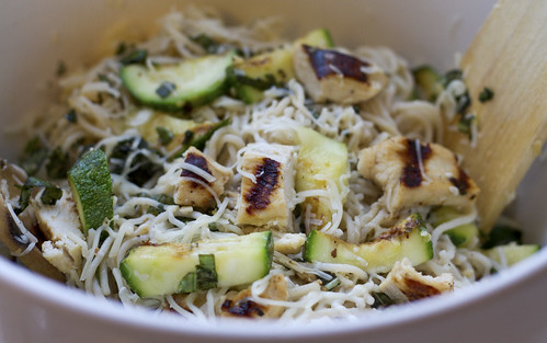 lemon herb pasta