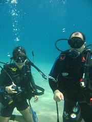 February_2011 (22) (acmt2001) Tags: sea woman fish coral underwater scuba diving bikini reef swimsuit eilat bathingbeauty              redsea