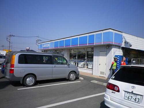 PC1 ローソン岩瀬青柳店