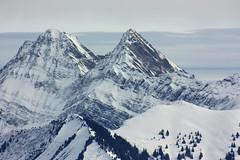 Teeth (Elysium 2010) Tags: winter snow mountains van intyamon skimountaineering westernalps westalpen merlas alpesoccidentales dentdebrenleire hautegruyre dentdefoliran