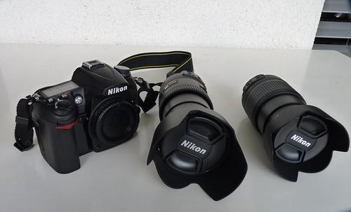 Nikon D7000 My New Camera