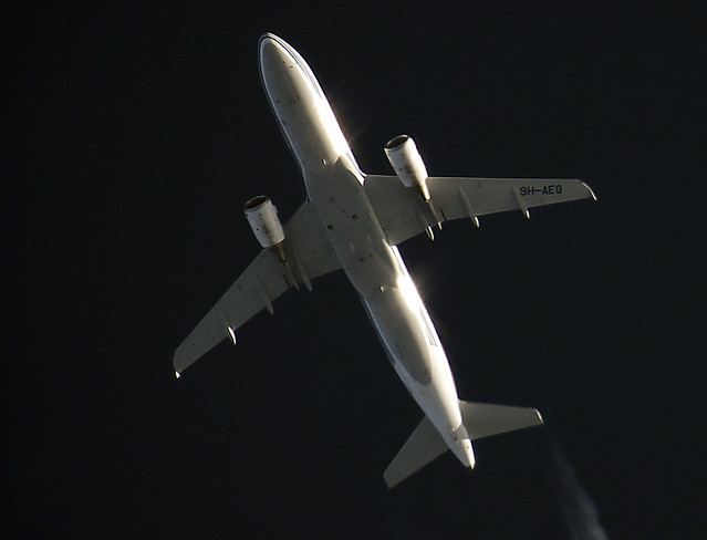 Air Malta A320 9H-AEQ