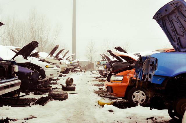 Junkyard | 02/27/2011