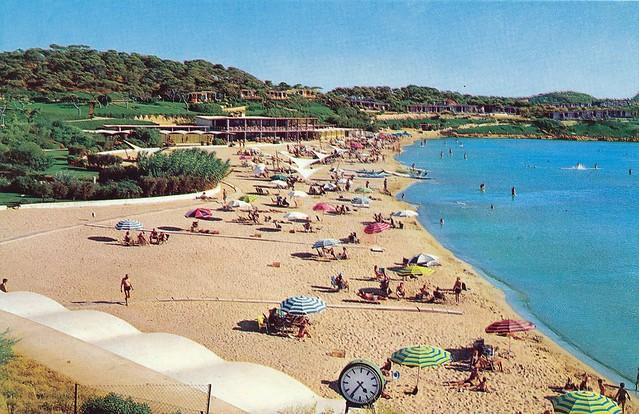 Astir Beach, Vouliagmeni, Greece