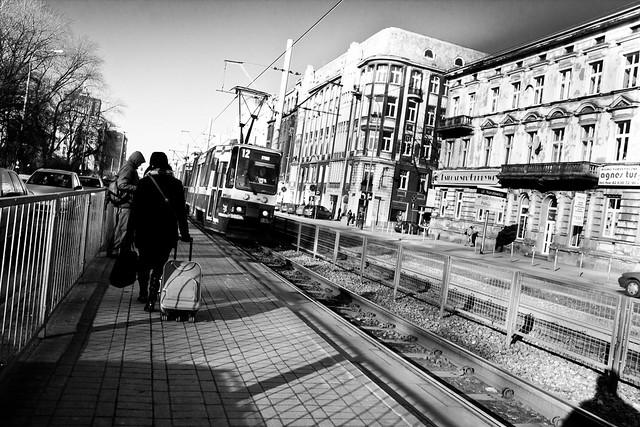 Łódź tramwaj
