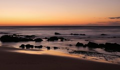 Morning Light (Mark-Cooper-Photography) Tags: beach sunrise canon efs1855mm australia victoria greatoceanroad apollobay nd8 550d t2i eos550d markcooperphotography