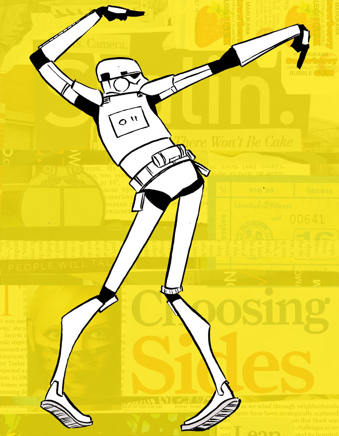Dancing Storm Trooper 02