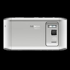 Nokia N8 - Traseira