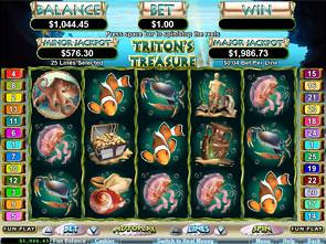 Triton Treasure