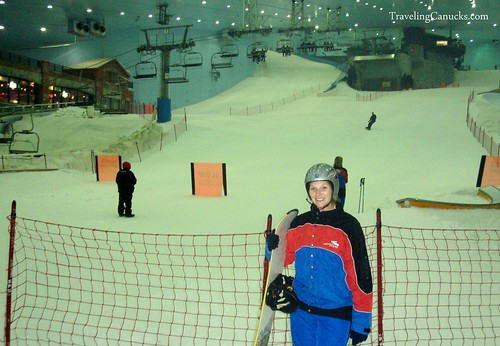 Ski Dubai - Indoor Ski Hill
