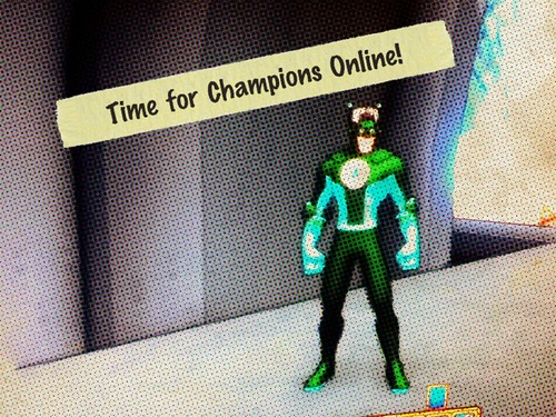 Ptw Time for Champions Online