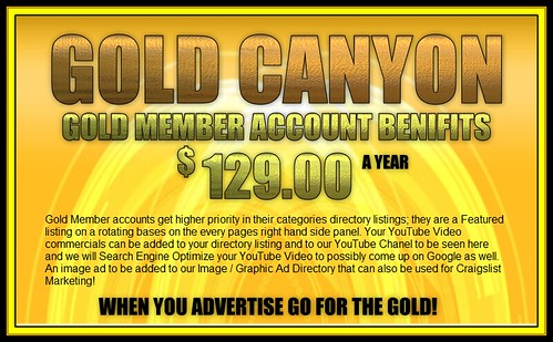 gold canyon business directory