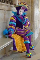 a pretty one (try...error) Tags: leica italien venice italy costume italia mask 5 carnaval venise carnevale venezia venedig k