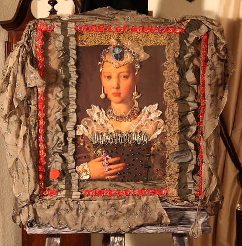 Maria de Medicis teresa y fernanda hurtado 50x50 smal