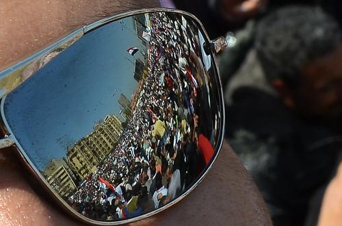 Tahrir Square on March 4, 2011 ميدان التحرير يوم 4 مارس 2011 by أحمد عبد الفتاح Ahmed Abd El-fatah
