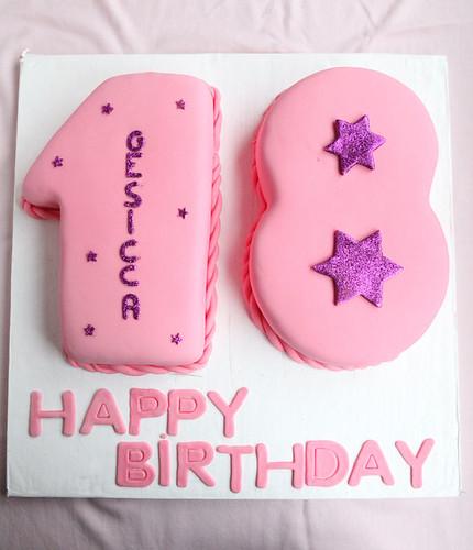 18th cake1