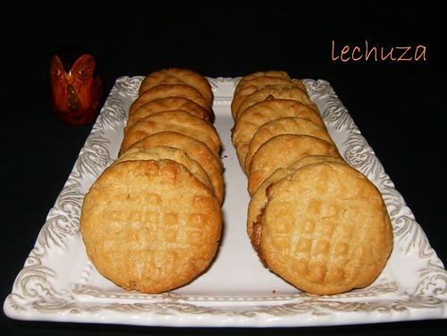 Galletas de cacahuete-fuente