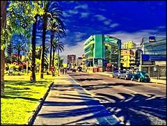 Antofagasta Avenida Brasil (Victorddt) Tags: chile sonycybershot antofagasta avenidabrasil topazlabs